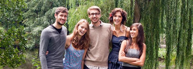 Partnersuche für junge erwachsene